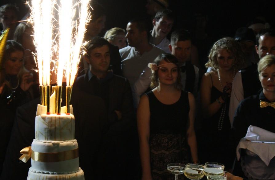 AT&T Gatsby párty